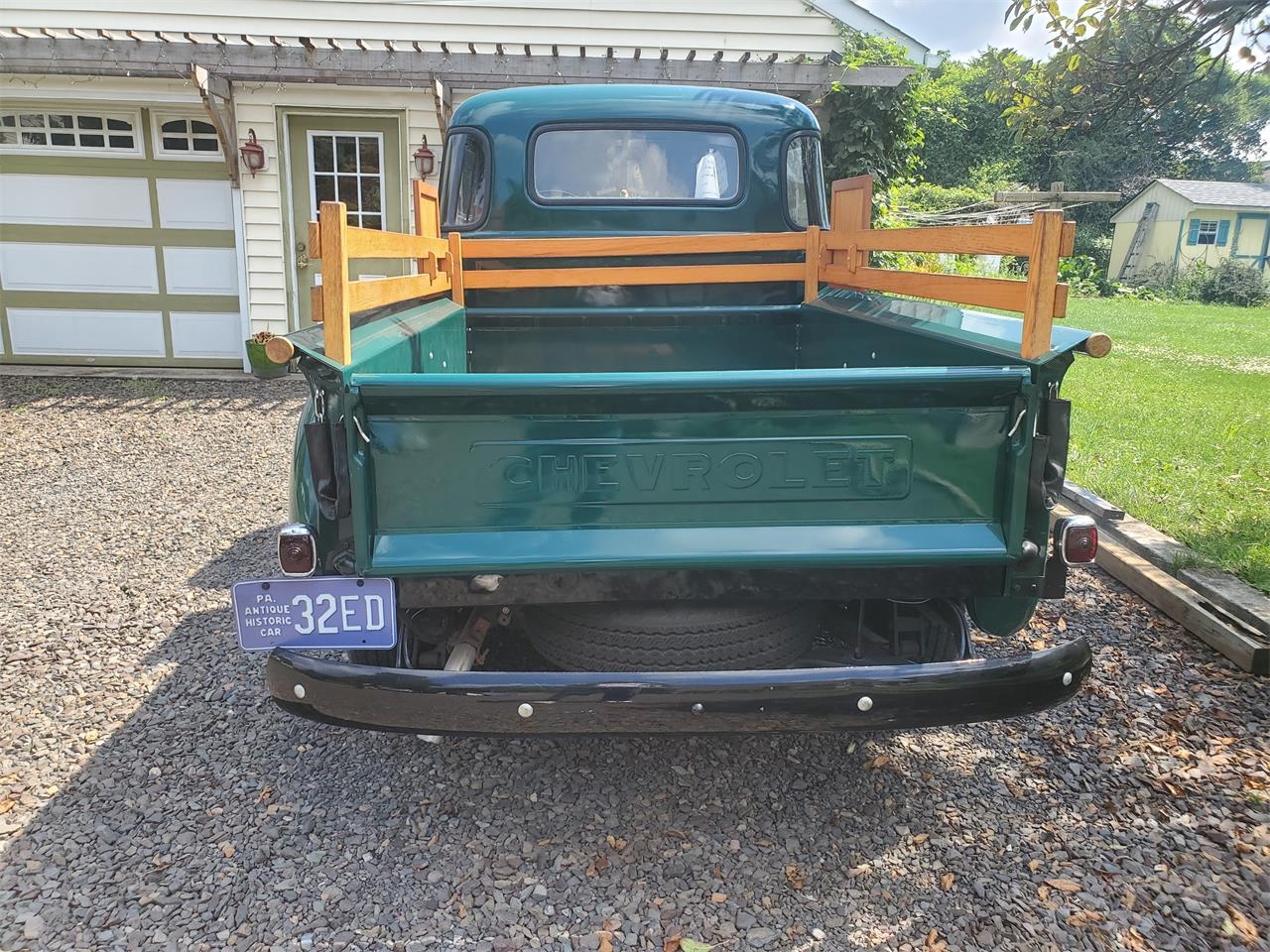 Large Picture of 1953 3100 located in Hulmeville Pennsylvania - $20,000.00 Offered by a Private Seller - QIJ5