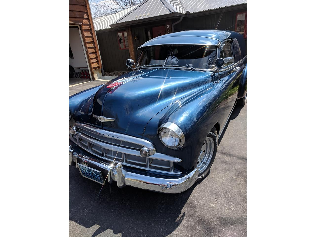 Large Picture of '49 Sedan Delivery - QIJ7