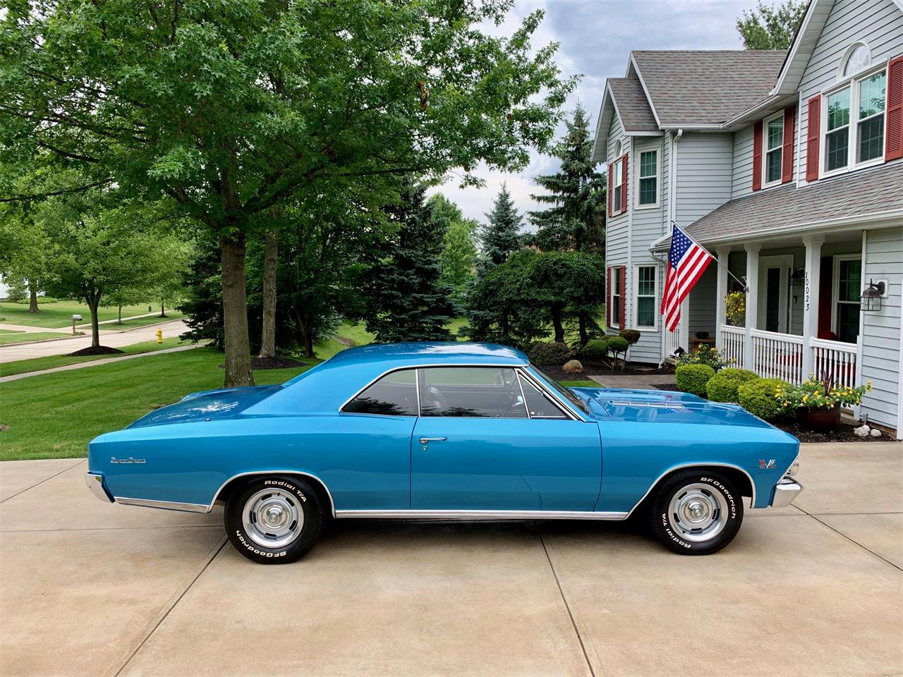 Large Picture of '66 Chevelle SS - QIJC