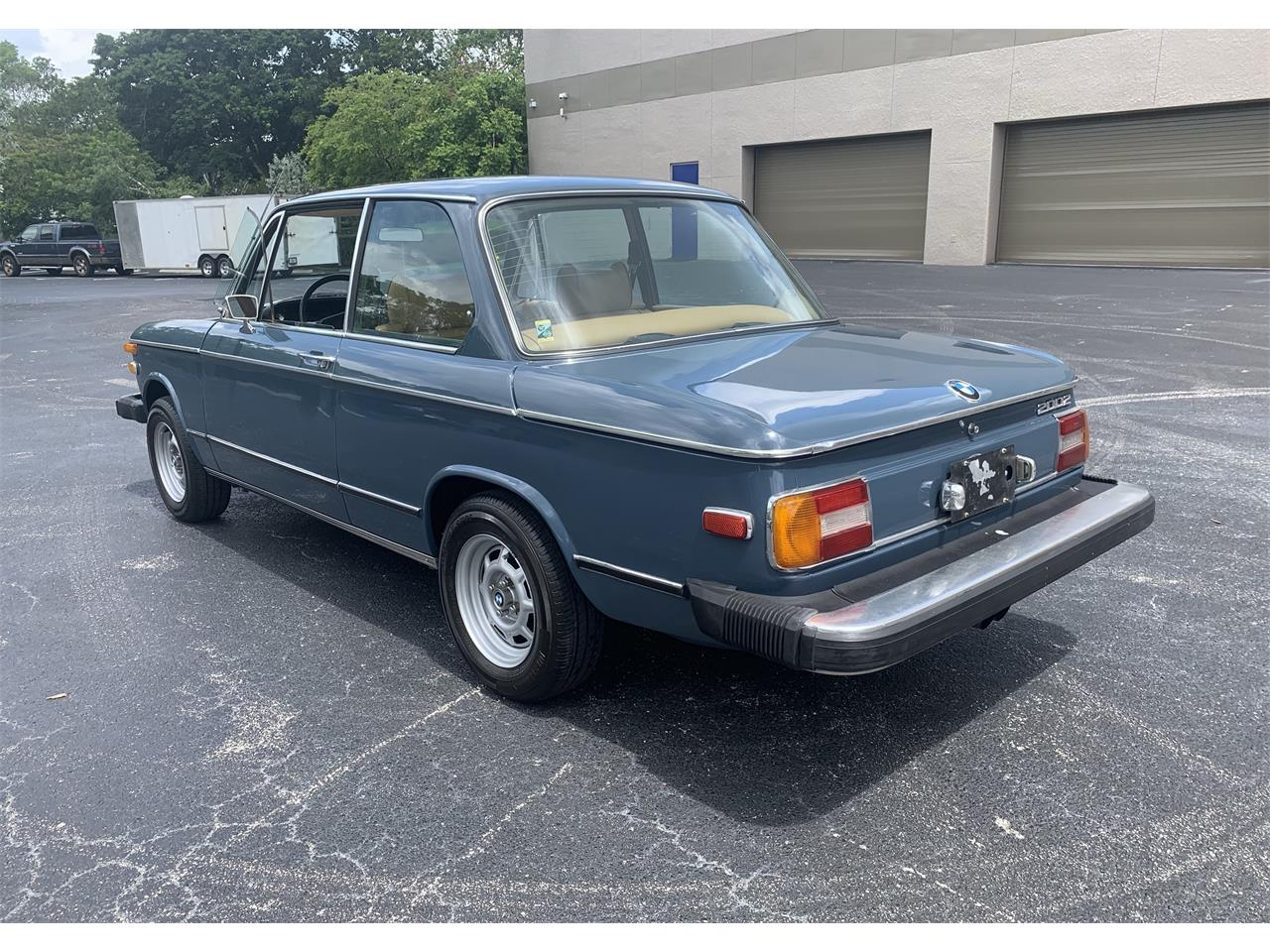 Large Picture of 1974 2002TII Offered by European Autobody, Inc. - QIJD