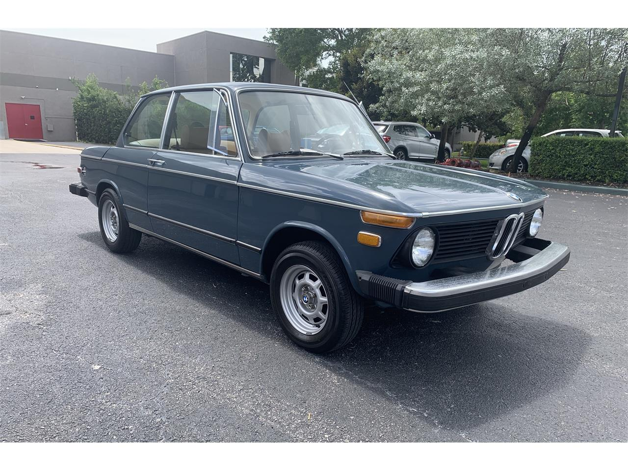 Large Picture of '74 2002TII - QIJD