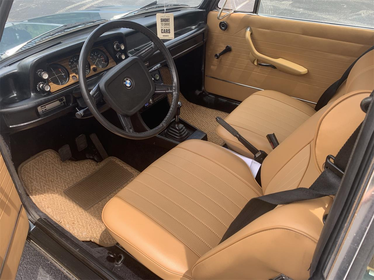 Large Picture of 1974 BMW 2002TII Offered by European Autobody, Inc. - QIJD