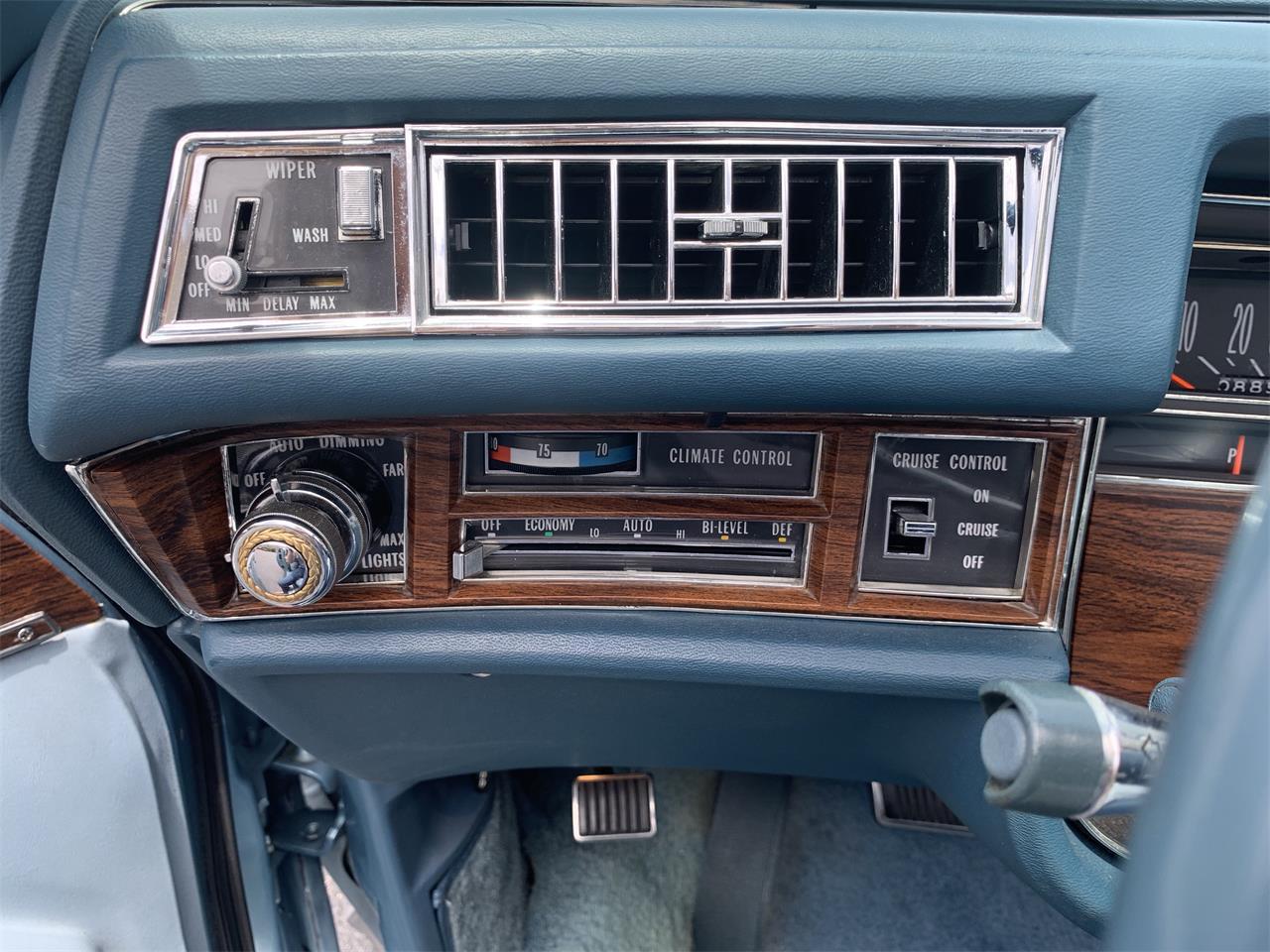 Large Picture of '76 Eldorado - QIJE