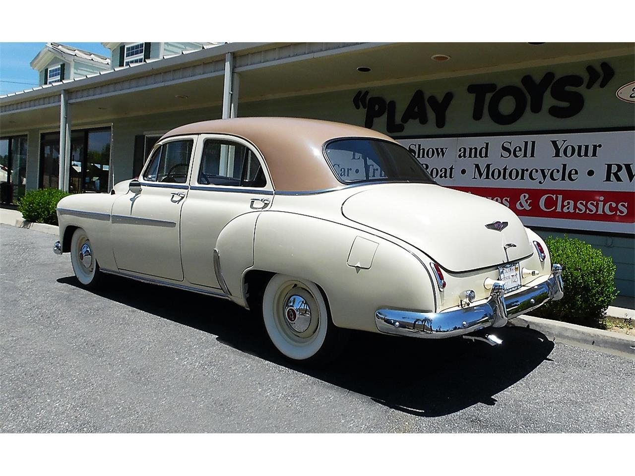 Large Picture of Classic '49 Styleline located in Redlands California - $15,995.00 Offered by Play Toys Classic Cars - QIJT