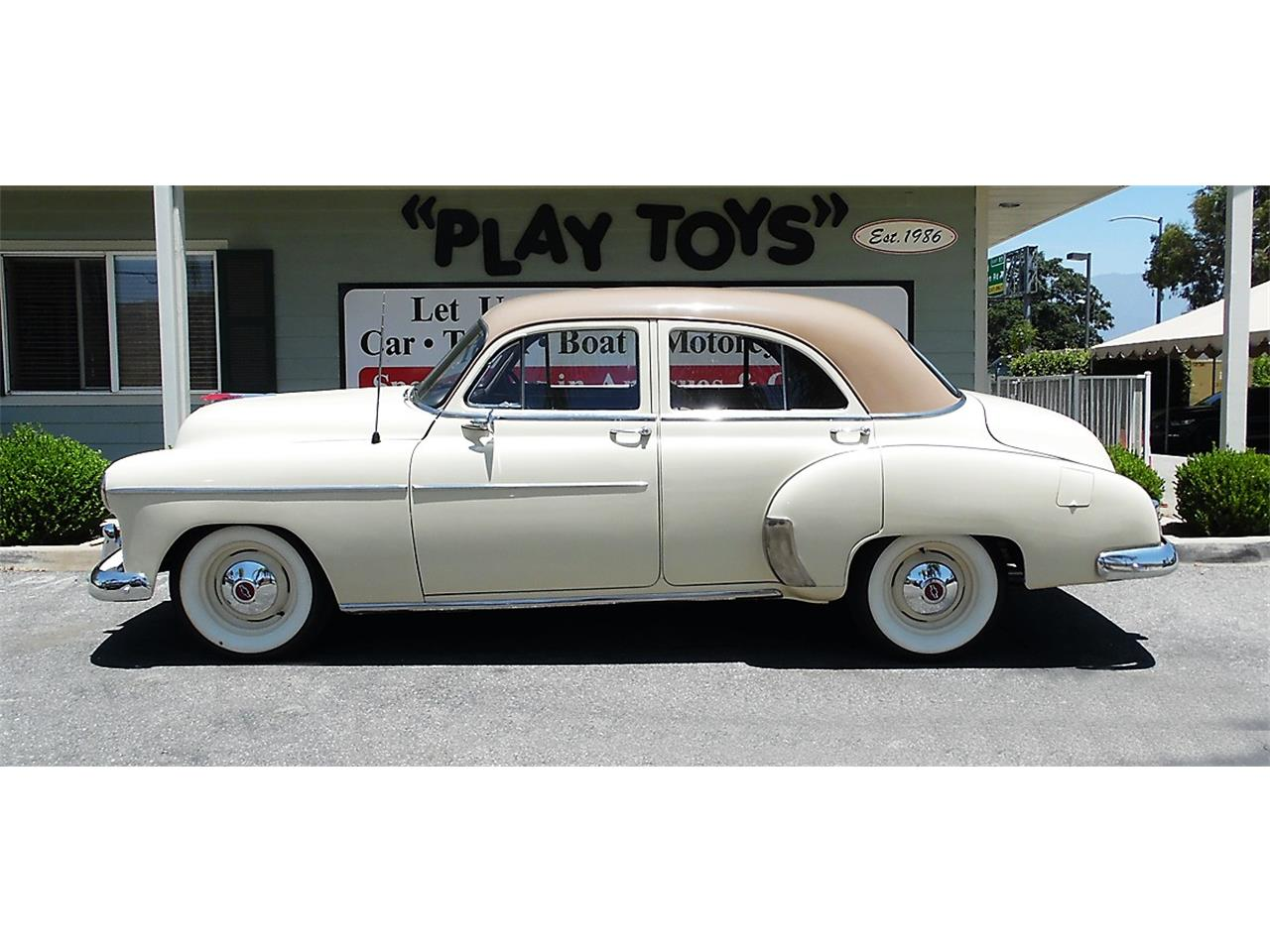 Large Picture of Classic '49 Chevrolet Styleline located in Redlands California - $15,995.00 - QIJT