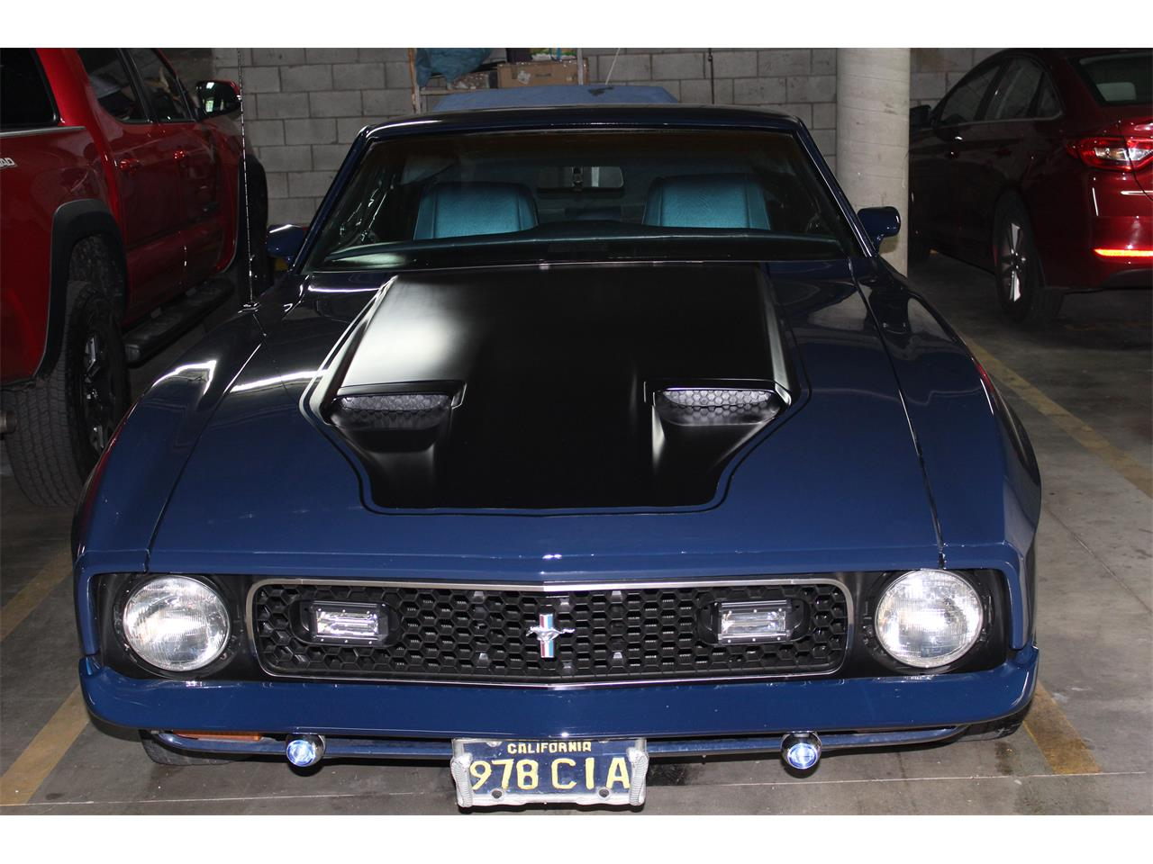 Large Picture of '71 Mustang Mach 1 - QIJW