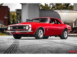 Picture of Classic '67 Chevrolet Camaro Offered by Bullet Motorsports Inc - QIJZ