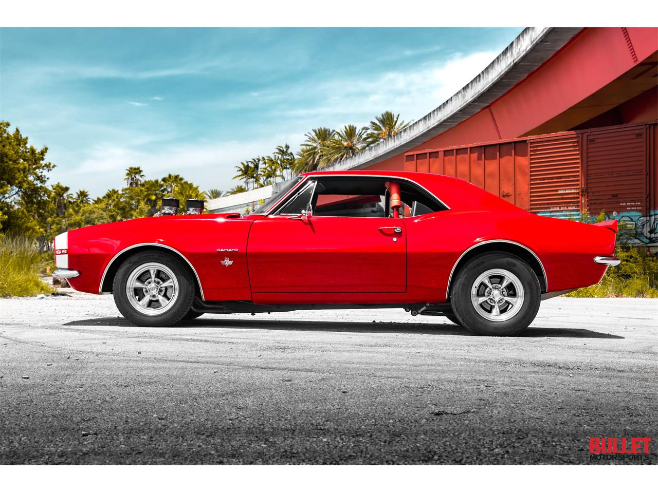 Large Picture of '67 Chevrolet Camaro located in Florida - QIJZ