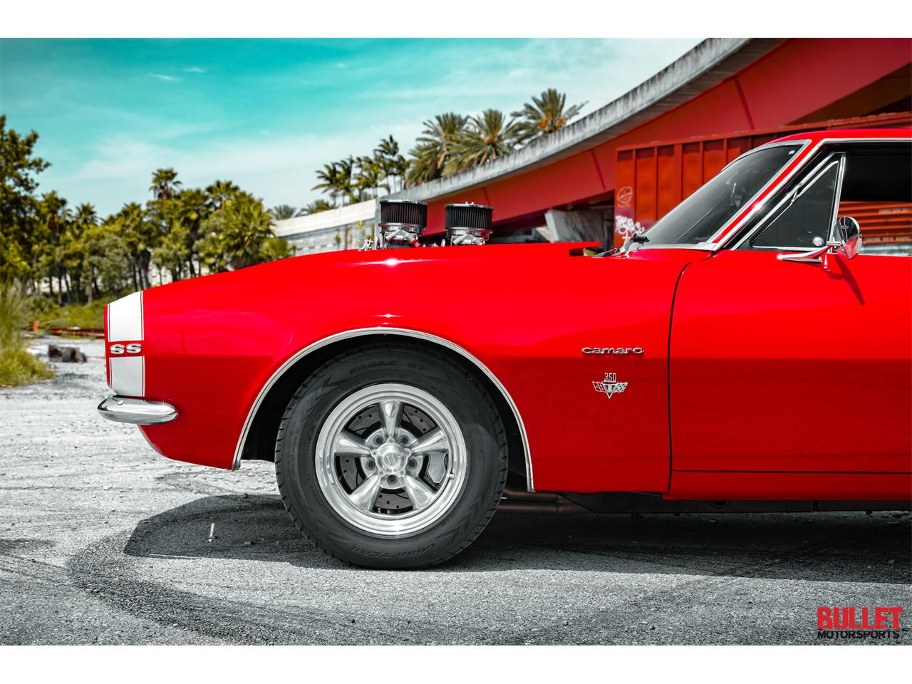 Large Picture of '67 Chevrolet Camaro located in Fort Lauderdale Florida - $49,950.00 Offered by Bullet Motorsports Inc - QIJZ