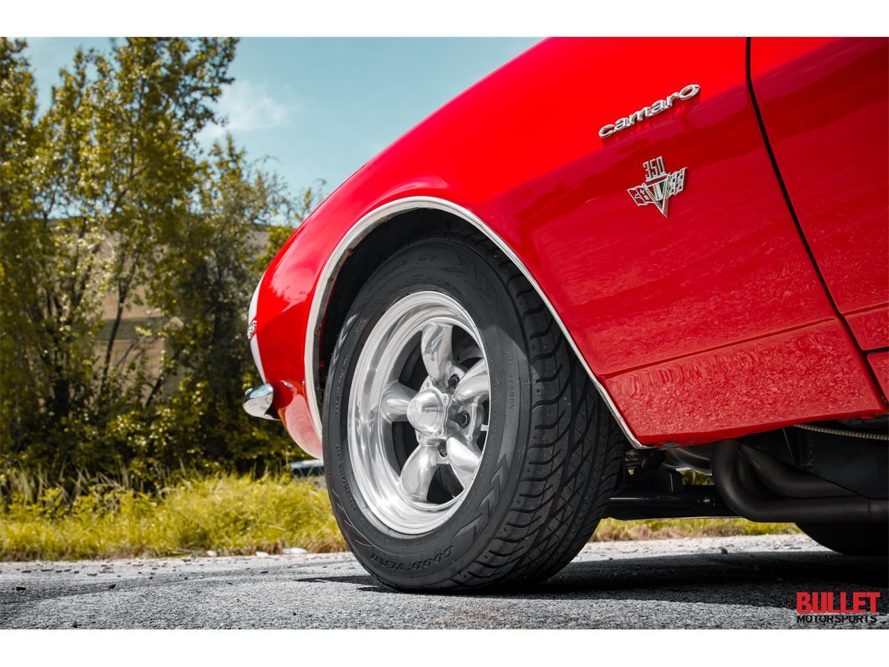 Large Picture of Classic 1967 Camaro located in Fort Lauderdale Florida - $49,950.00 - QIJZ