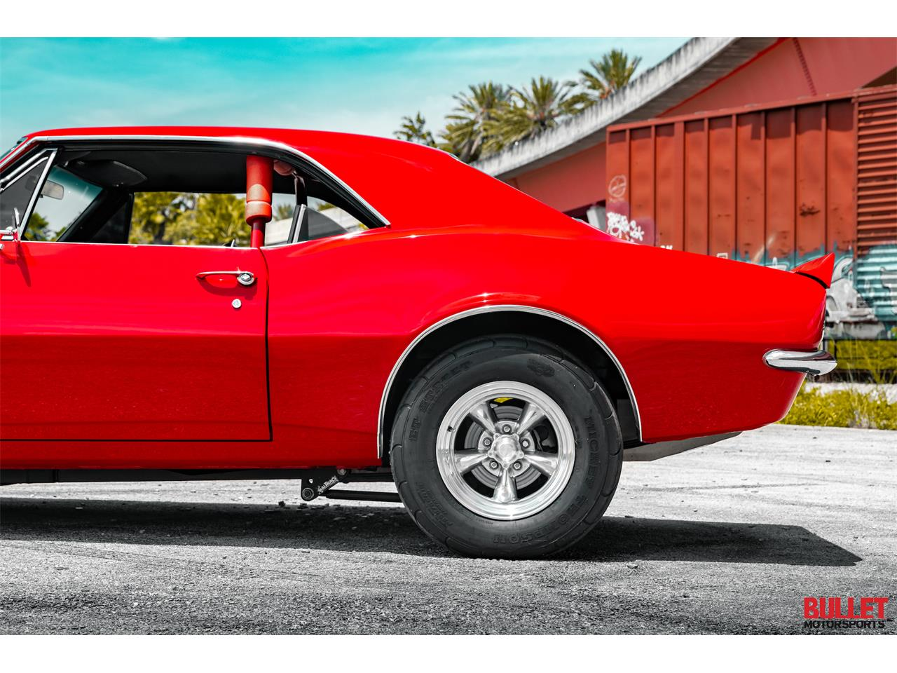 Large Picture of Classic 1967 Chevrolet Camaro located in Fort Lauderdale Florida - $49,950.00 Offered by Bullet Motorsports Inc - QIJZ