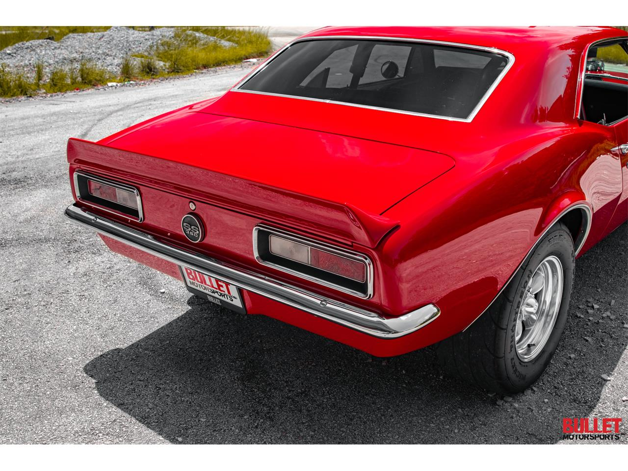 Large Picture of Classic '67 Camaro - $49,950.00 Offered by Bullet Motorsports Inc - QIJZ