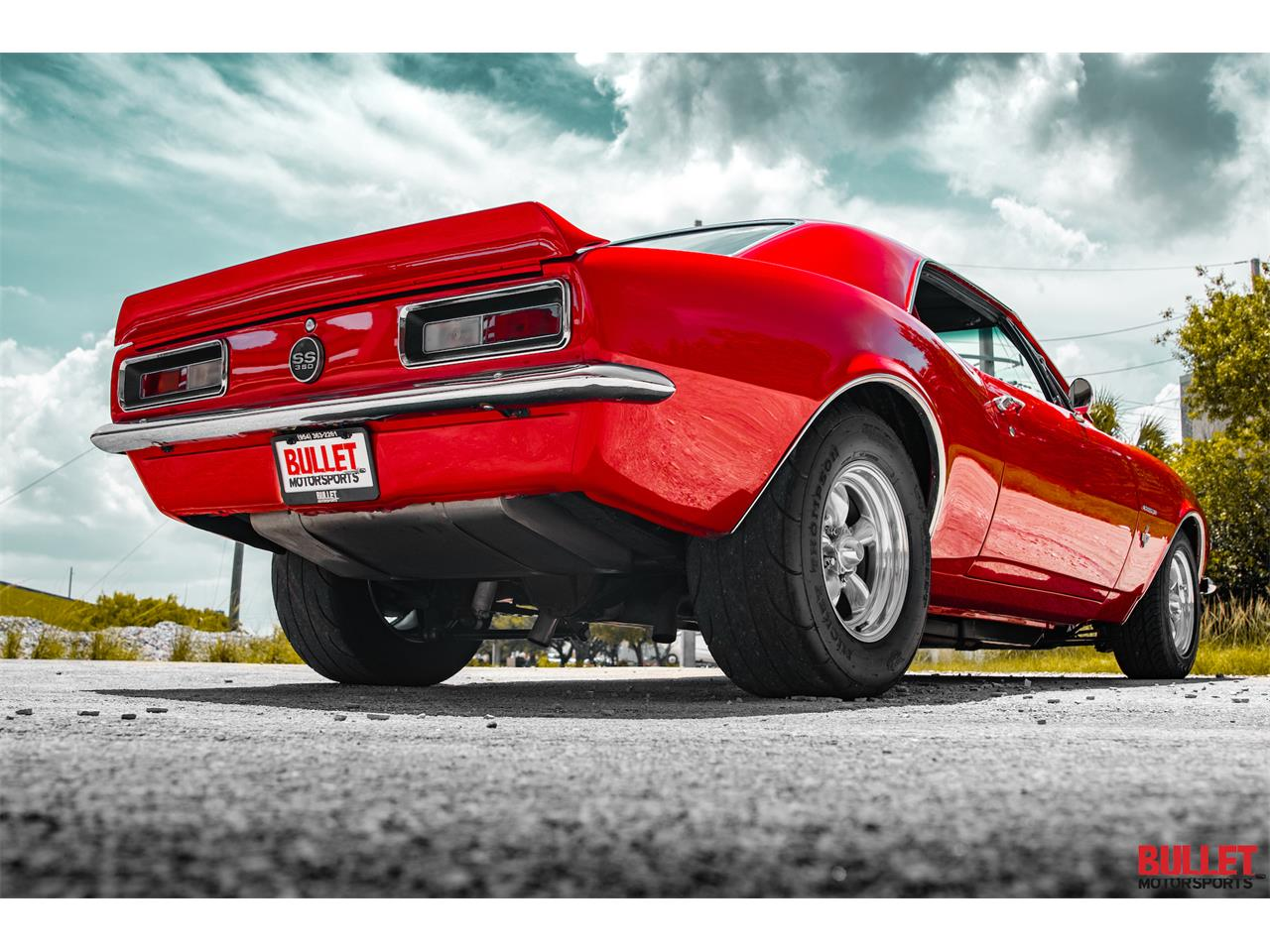 Large Picture of 1967 Chevrolet Camaro located in Florida - $49,950.00 Offered by Bullet Motorsports Inc - QIJZ