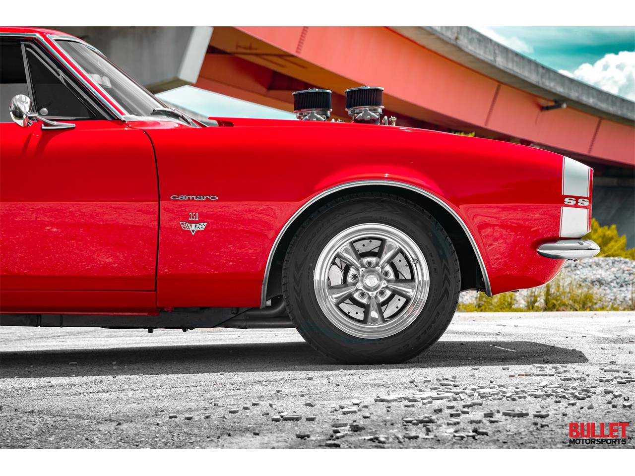 Large Picture of Classic 1967 Chevrolet Camaro located in Fort Lauderdale Florida - $49,950.00 - QIJZ