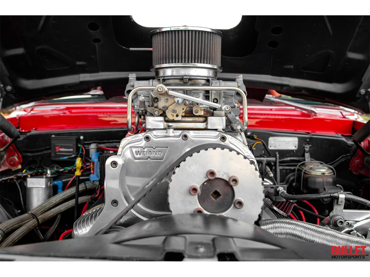 Large Picture of 1967 Chevrolet Camaro located in Fort Lauderdale Florida - $49,950.00 Offered by Bullet Motorsports Inc - QIJZ
