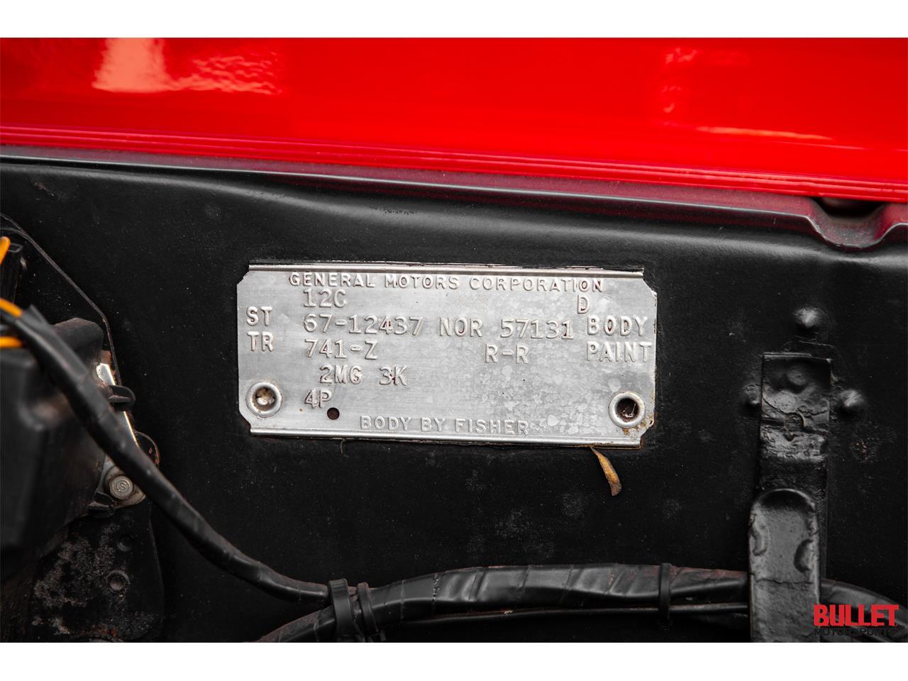 Large Picture of 1967 Camaro located in Florida - QIJZ