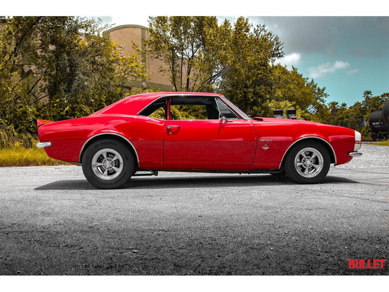 Large Picture of '67 Chevrolet Camaro located in Fort Lauderdale Florida - $49,950.00 - QIJZ