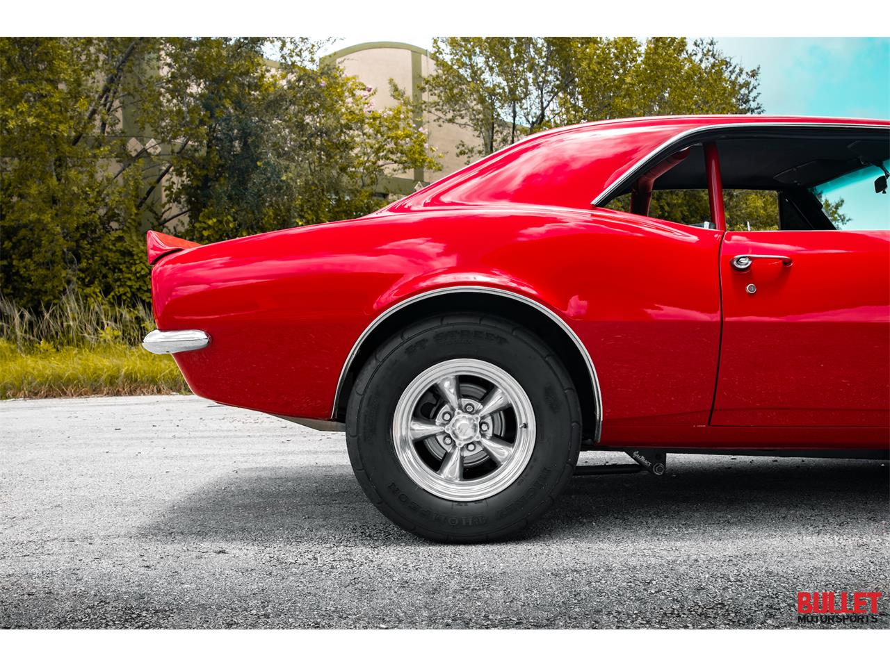 Large Picture of '67 Chevrolet Camaro located in Fort Lauderdale Florida Offered by Bullet Motorsports Inc - QIJZ