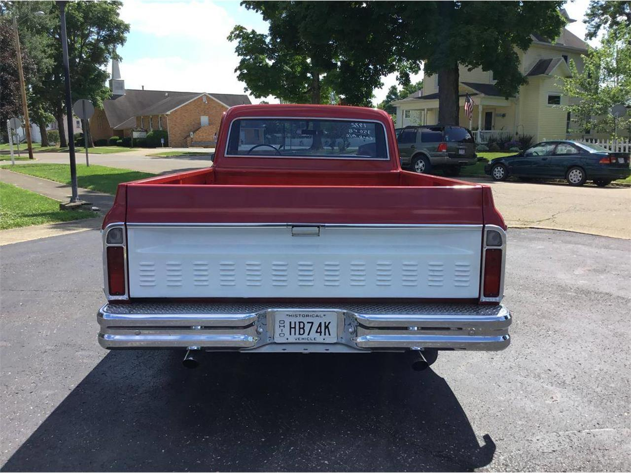Large Picture of '72 C10 - QIK2