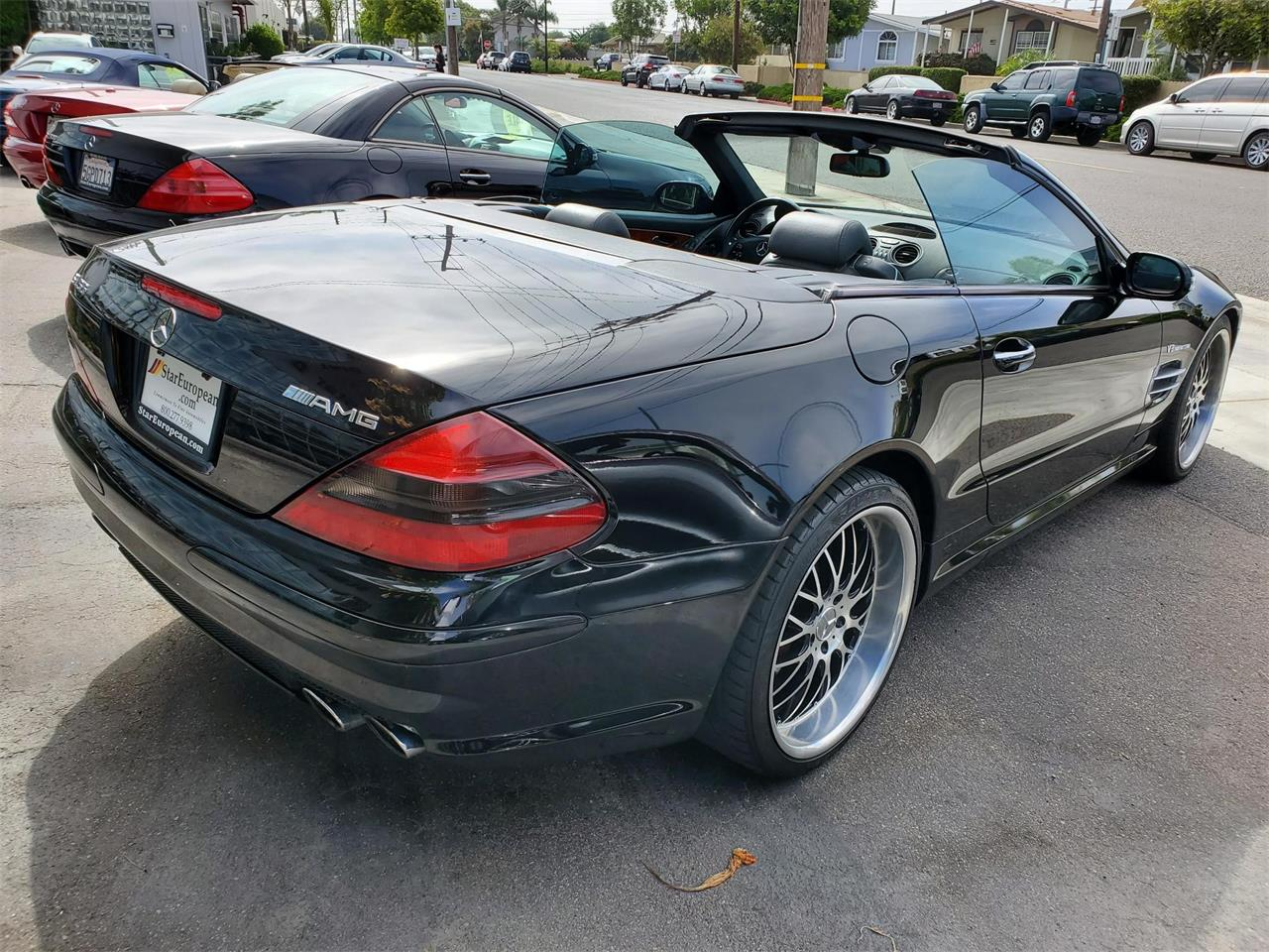 Large Picture of '03 SL55 - QIK6