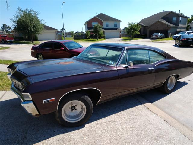 Picture of 1968 Chevrolet Impala Offered by a Private Seller - QIK7