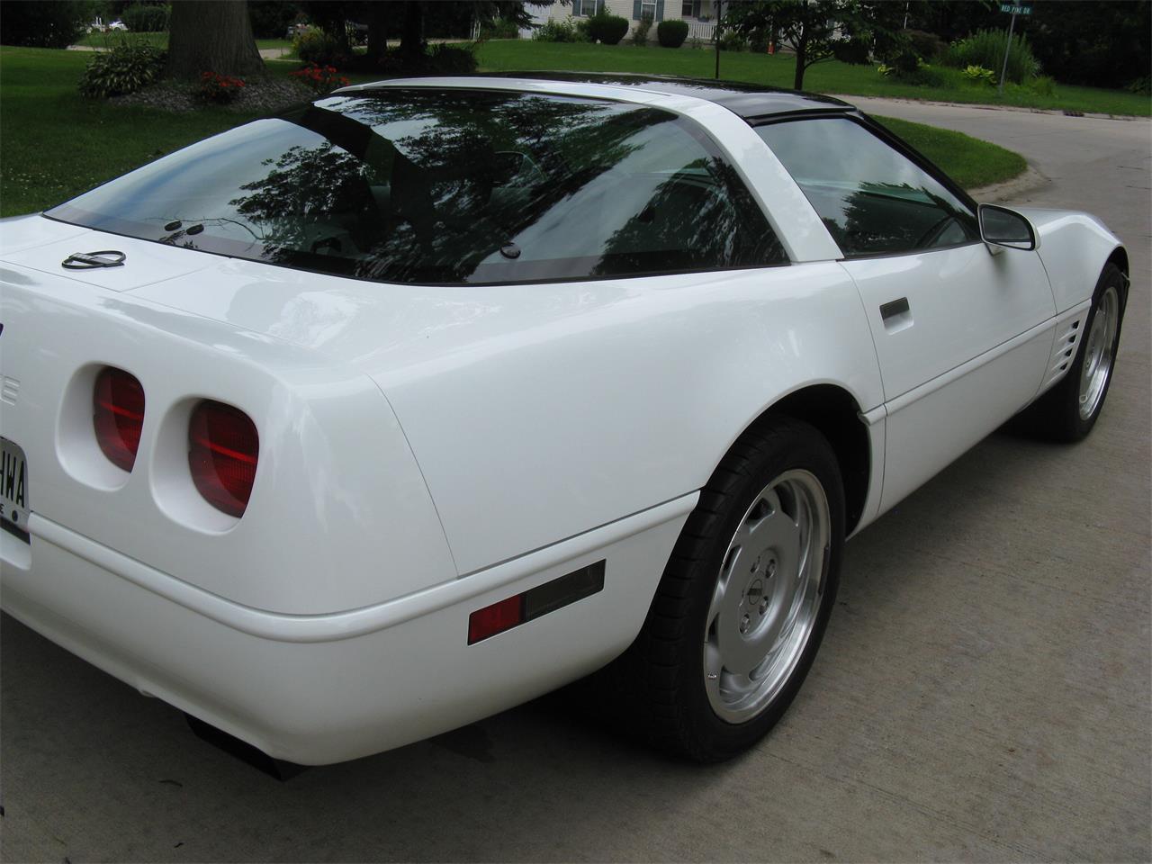 Large Picture of '92 Corvette - QIKA