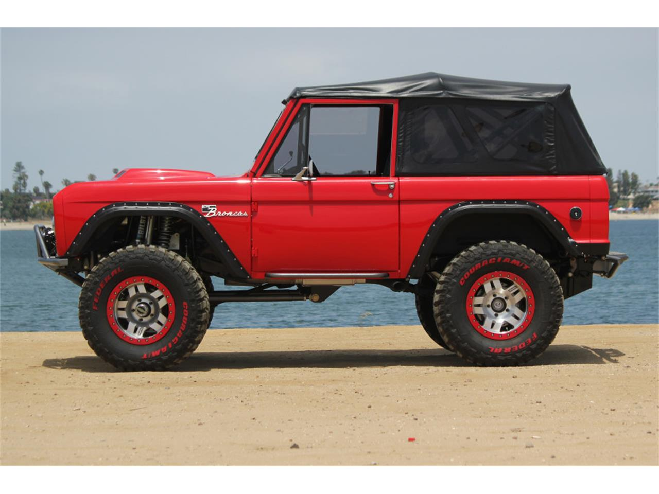 Large Picture of '69 Bronco - QIKB
