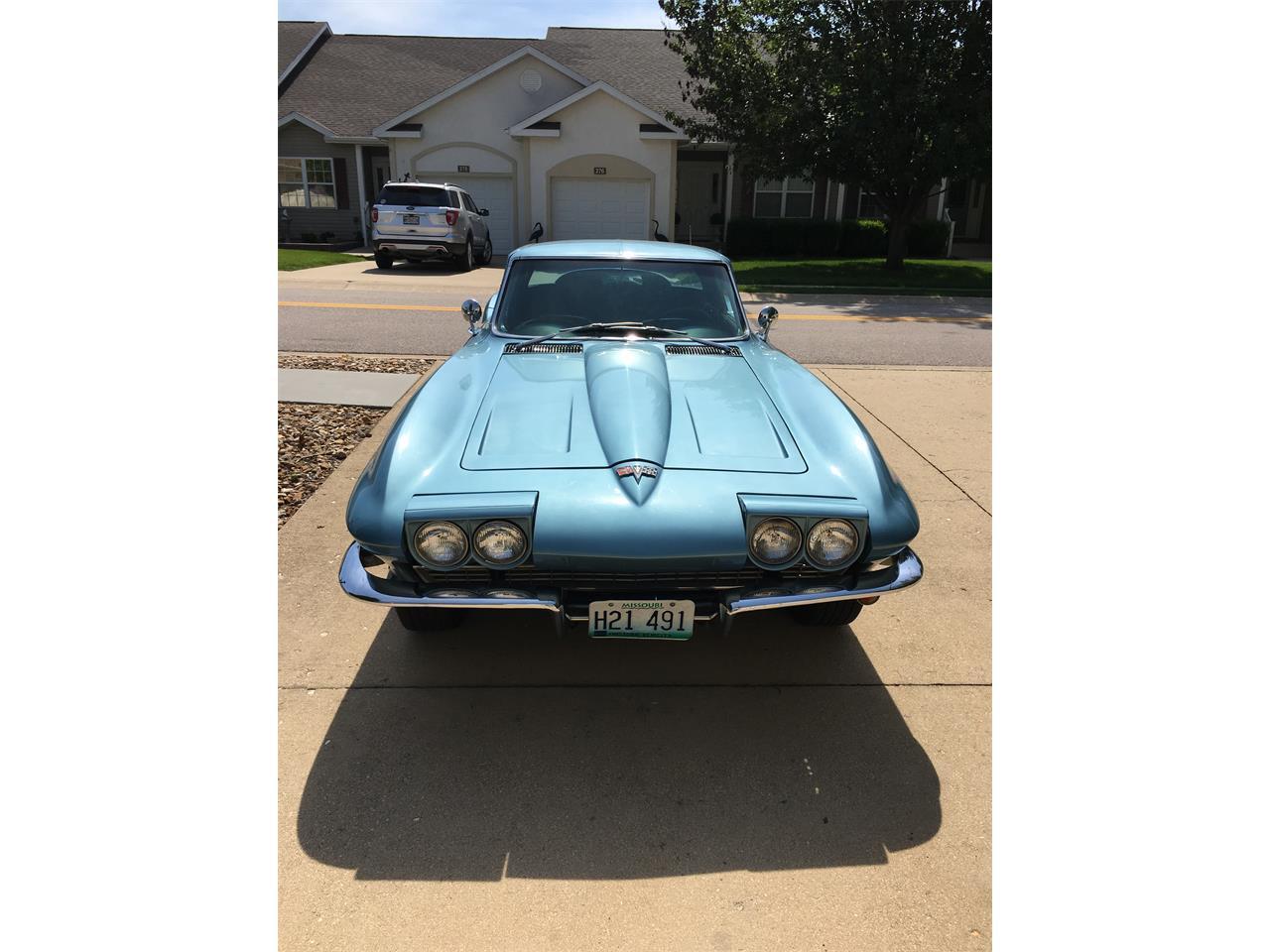 Large Picture of '64 Corvette - QIKD