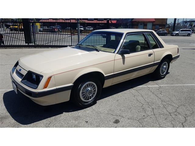 Picture of '86 Ford Mustang located in California - $6,995.00 Offered by a Private Seller - QDMG