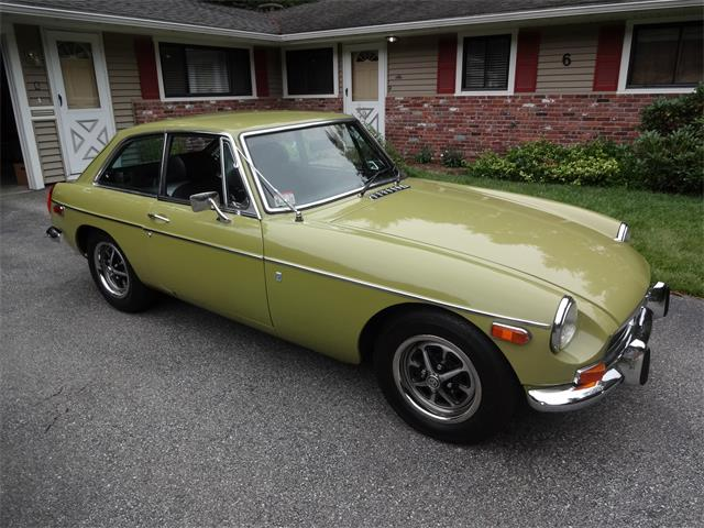Picture of '73 MGB GT - QIKO