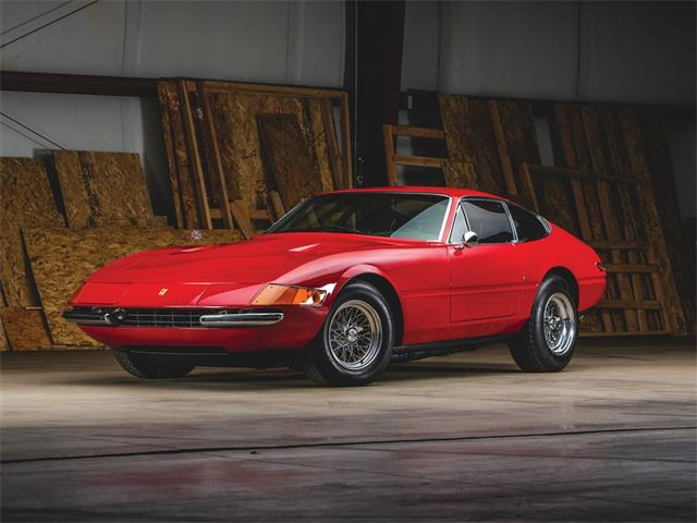 Picture of Classic 1971 365 GTB/4 Daytona located in Indiana Auction Vehicle - QDMH