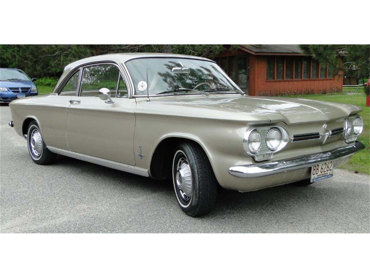 Large Picture of 1962 Chevrolet Corvair Monza - $11,000.00 Offered by Big R's Muscle Cars - QIKQ