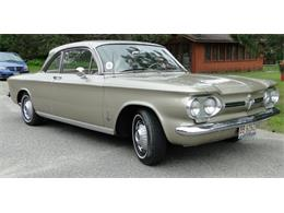 Picture of '62 Chevrolet Corvair Monza - $11,000.00 Offered by Big R's Muscle Cars - QIKQ