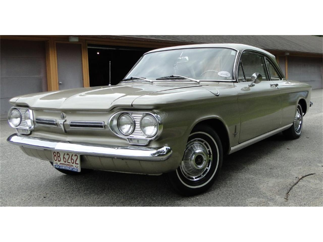 Large Picture of '62 Corvair Monza Offered by Big R's Muscle Cars - QIKQ