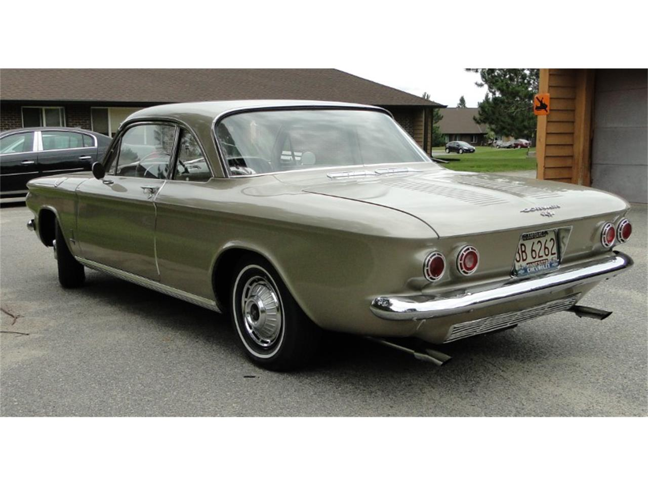 Large Picture of 1962 Chevrolet Corvair Monza Offered by Big R's Muscle Cars - QIKQ