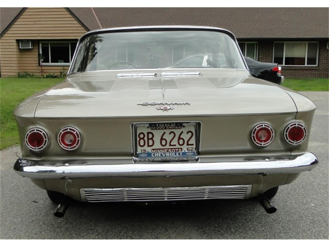 Large Picture of '62 Chevrolet Corvair Monza located in Minnesota - $11,000.00 Offered by Big R's Muscle Cars - QIKQ