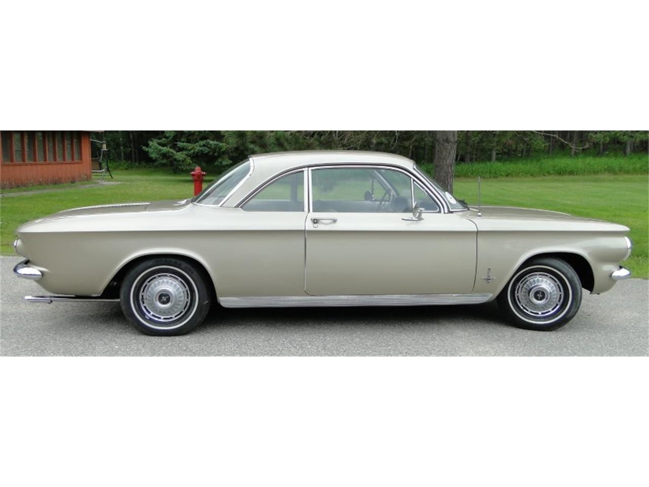 Large Picture of Classic '62 Chevrolet Corvair Monza Offered by Big R's Muscle Cars - QIKQ