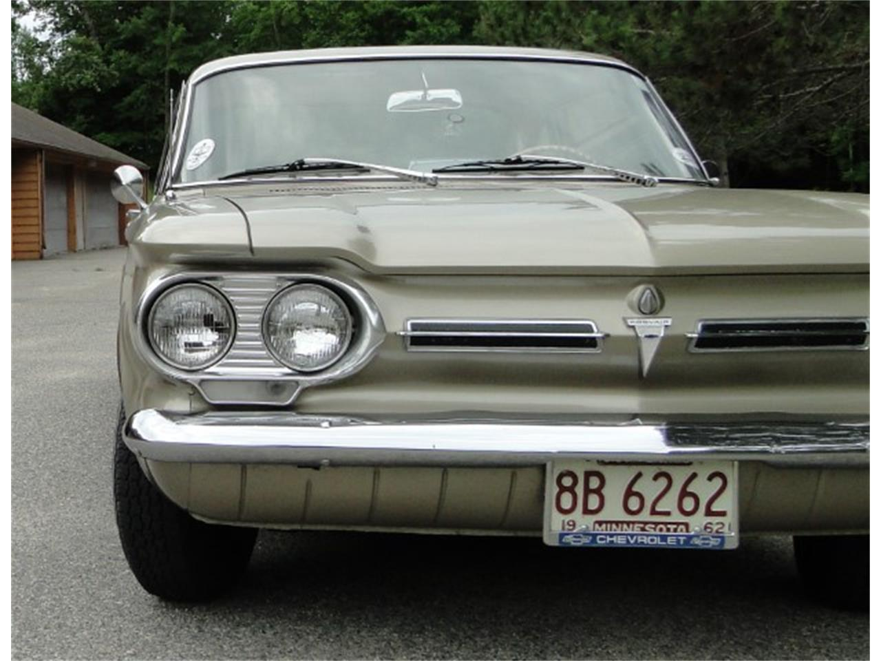 Large Picture of Classic '62 Chevrolet Corvair Monza - $11,000.00 - QIKQ