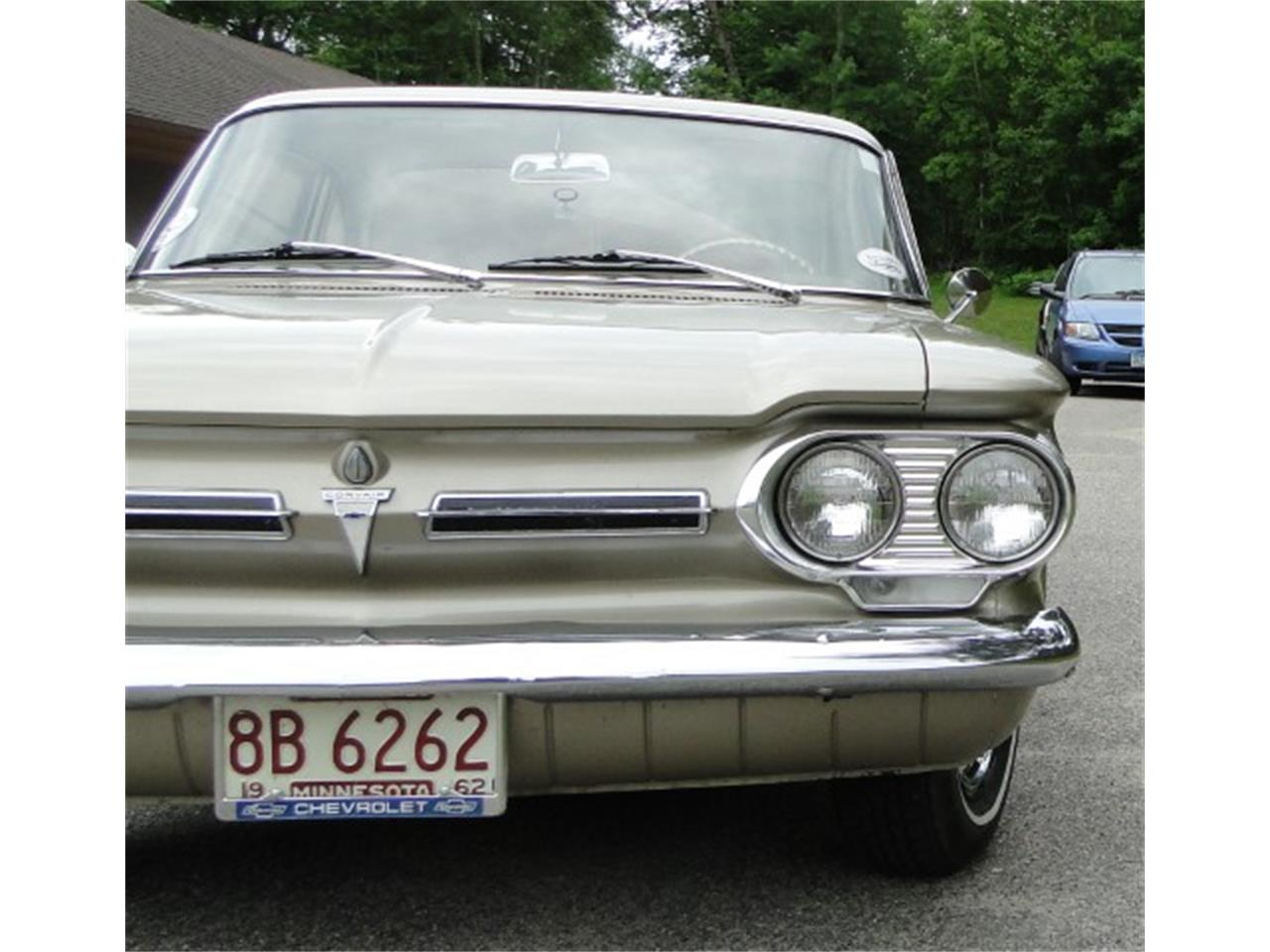 Large Picture of 1962 Chevrolet Corvair Monza - $11,000.00 - QIKQ