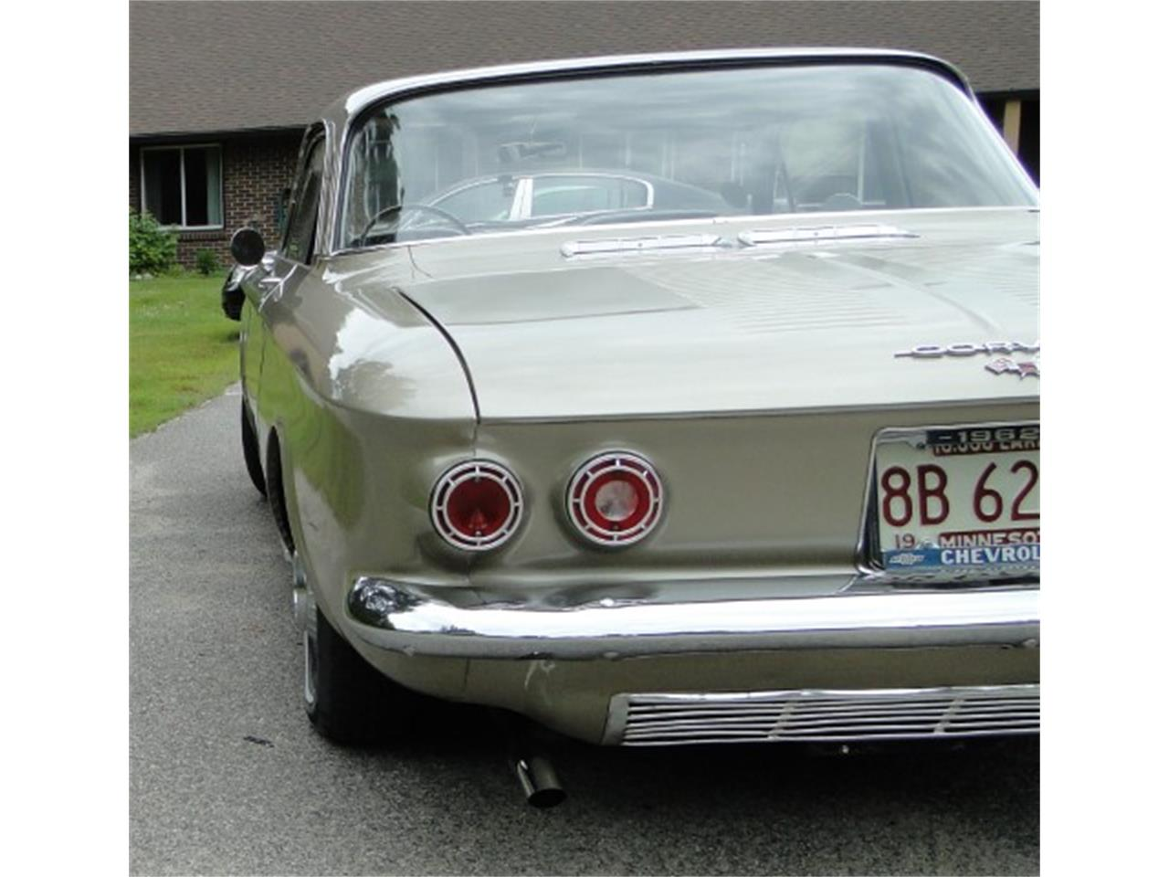 Large Picture of Classic '62 Corvair Monza located in Grand Rapids Minnesota - QIKQ