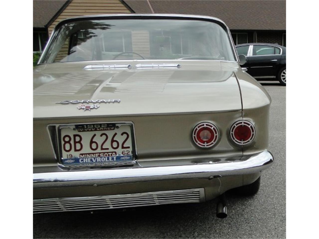 Large Picture of '62 Chevrolet Corvair Monza Offered by Big R's Muscle Cars - QIKQ