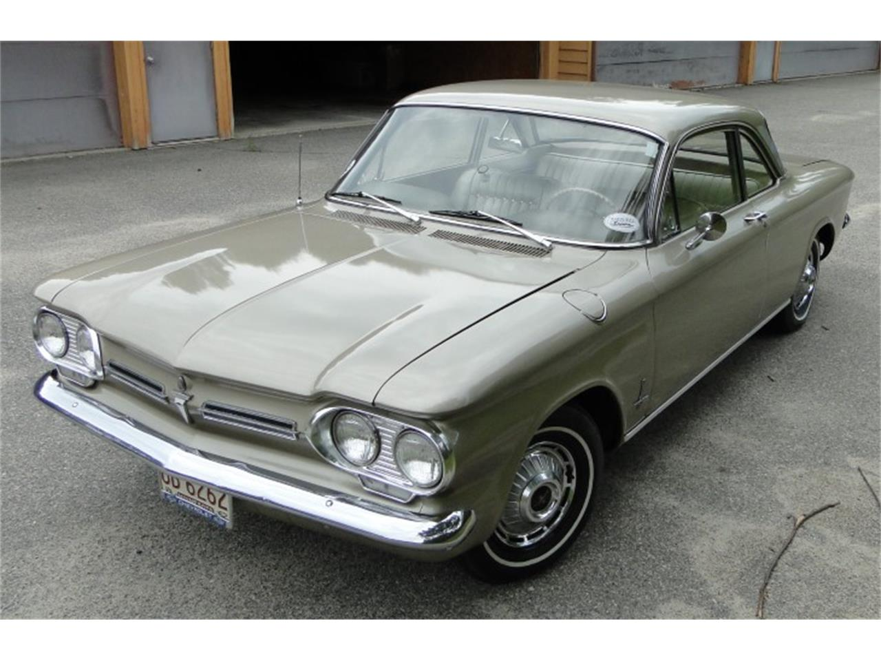 Large Picture of Classic 1962 Chevrolet Corvair Monza located in Minnesota Offered by Big R's Muscle Cars - QIKQ