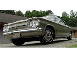Picture of '62 Chevrolet Corvair Monza located in Grand Rapids Minnesota - $11,000.00 - QIKQ