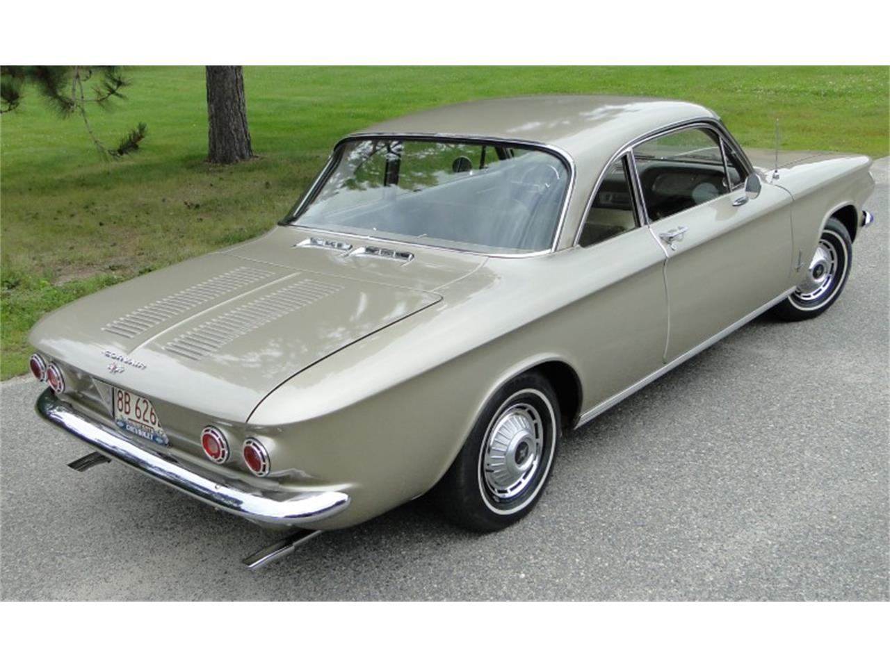 Large Picture of '62 Corvair Monza located in Minnesota Offered by Big R's Muscle Cars - QIKQ