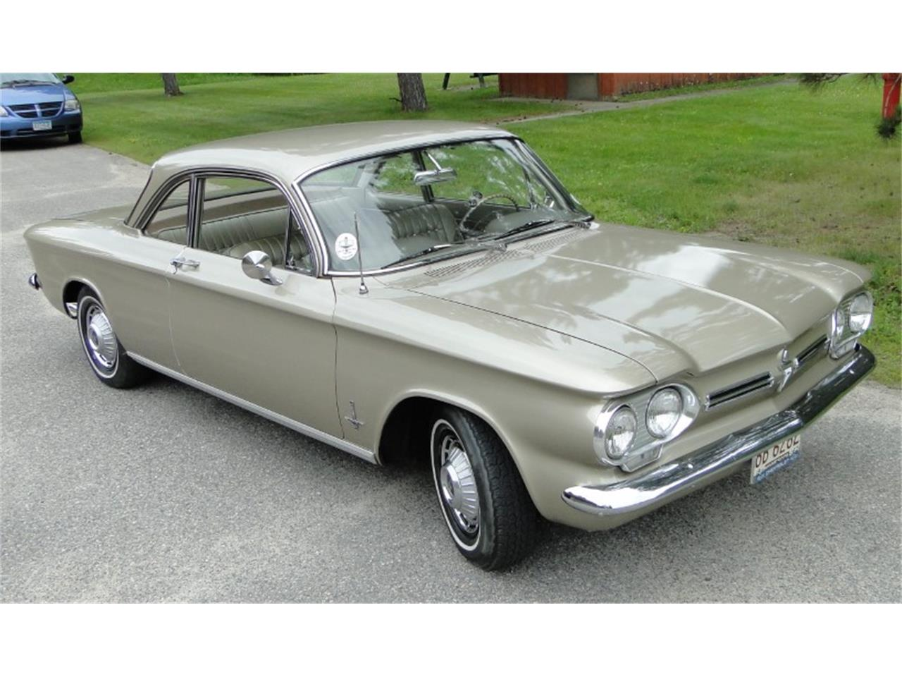 Large Picture of '62 Chevrolet Corvair Monza located in Grand Rapids Minnesota - QIKQ