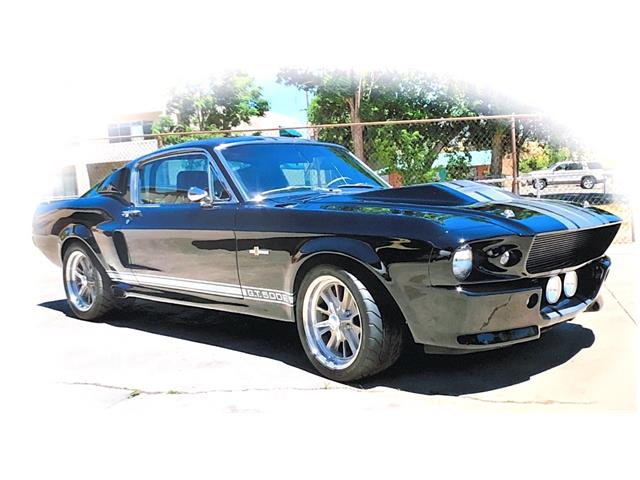 1967 Ford Mustang Shelby Super Snake