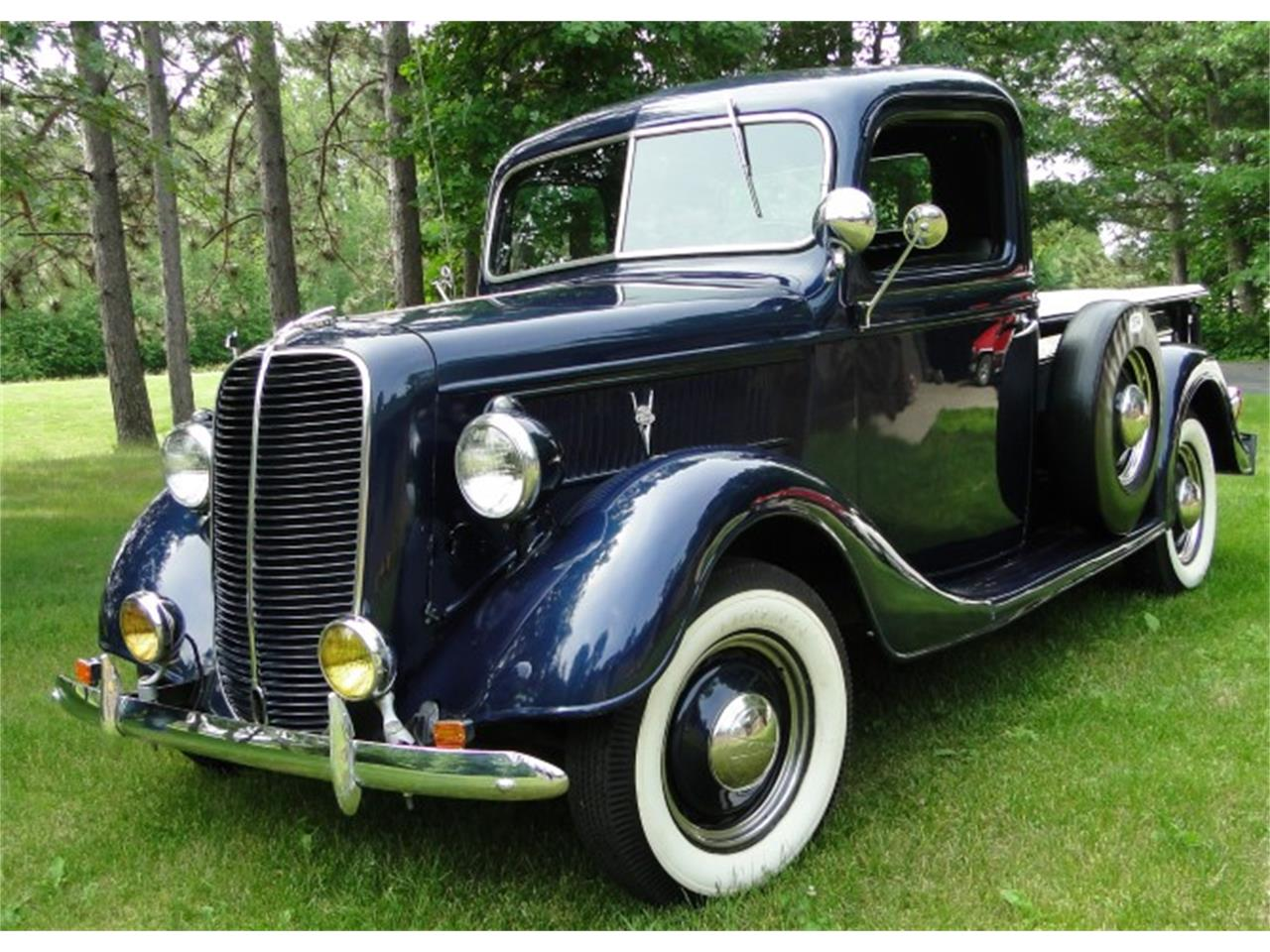 Large Picture of '37 Pickup Offered by Big R's Muscle Cars - QIKS