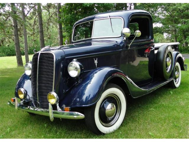 Picture of '37 Pickup - QIKS