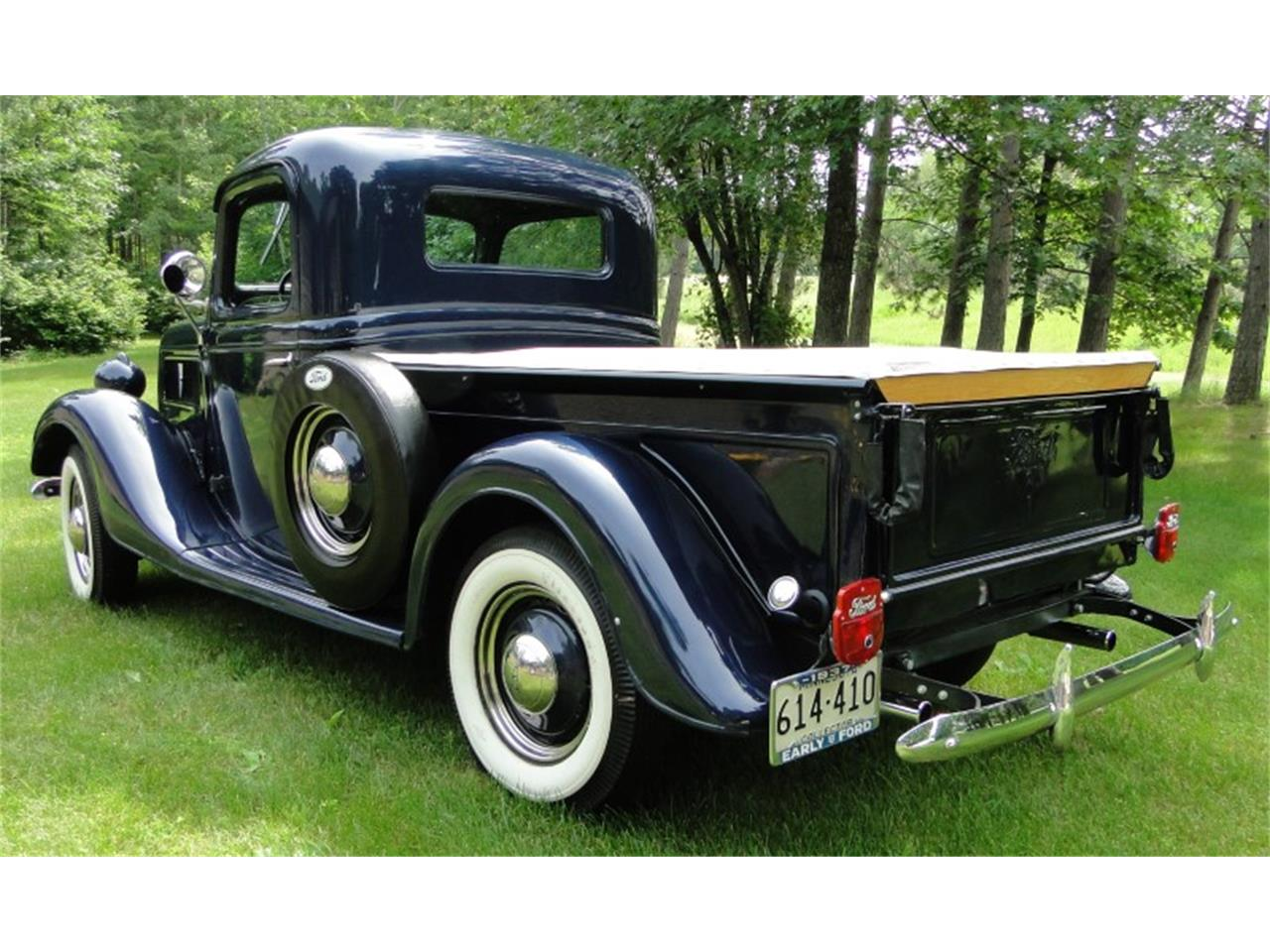 Large Picture of 1937 Pickup - $35,900.00 - QIKS