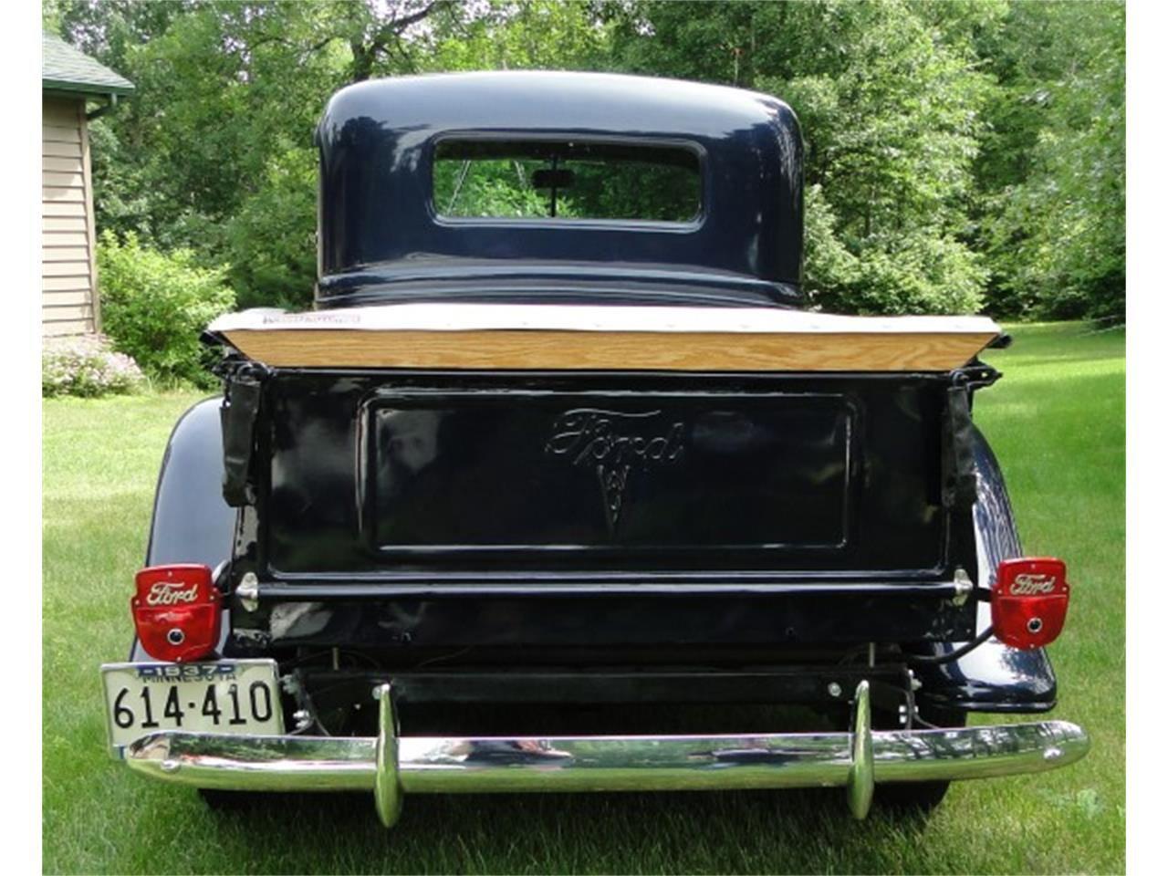 Large Picture of Classic 1937 Pickup - QIKS